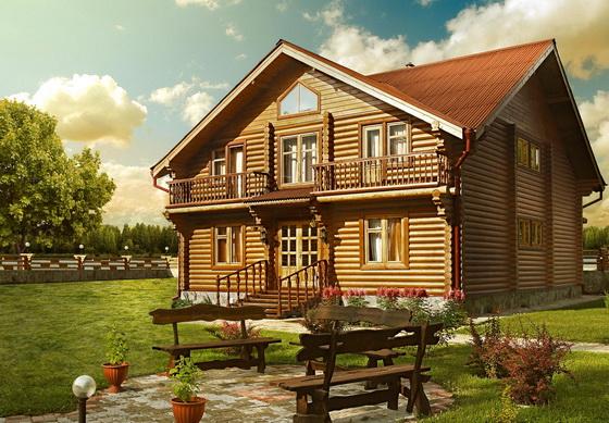 Группы горючести строительных материалов - повышаем степень огнестойкости деревянного дома 2