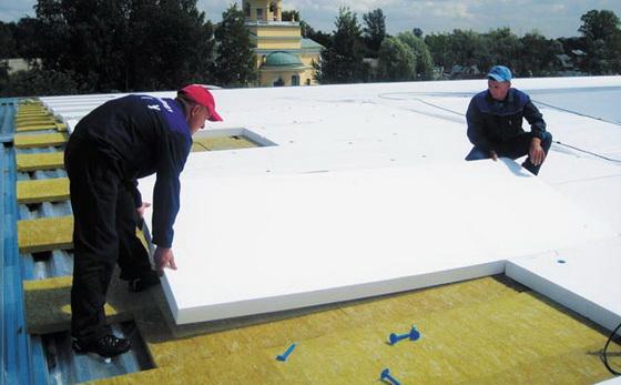 Теплоизоляция крыши от жары – можно ли утеплять крышу дома пенопластом 4