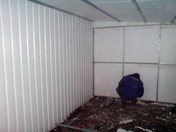 Утепление гаража изнутри своими руками - выбираем лучший утеплитель для гаража 1
