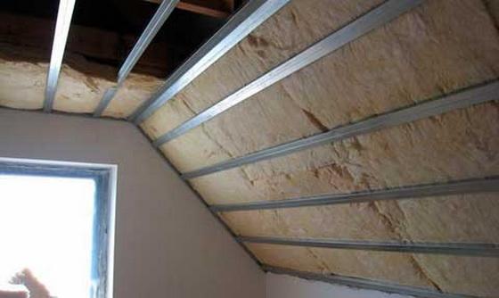 Толщина утеплителя мансардной крыши – правильное утепление кровли мансарды изнутри 5