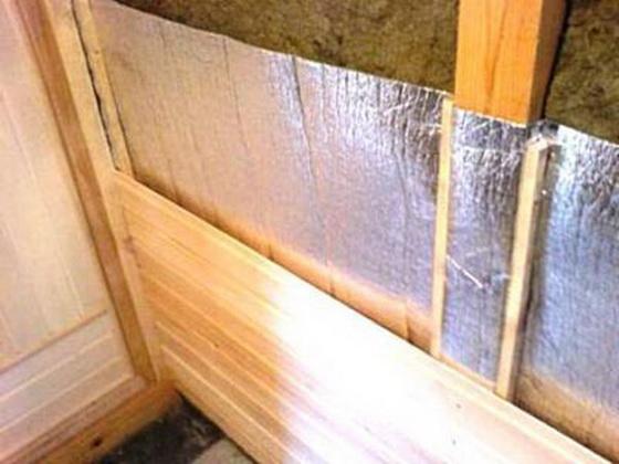 Эффективные утеплители для стен бани изнутри - выбор строителя 1