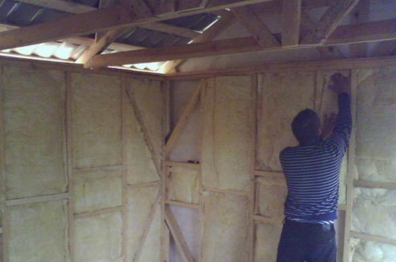 Эффективные утеплители для стен бани изнутри - выбор строителя 5