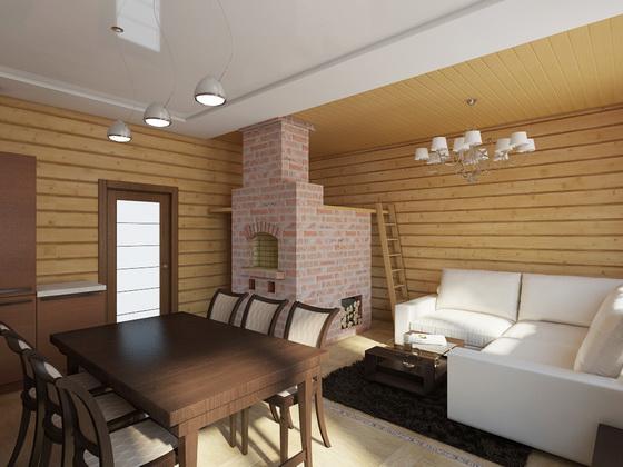 Печное отопление в деревянном доме - как правильно обустроить 5