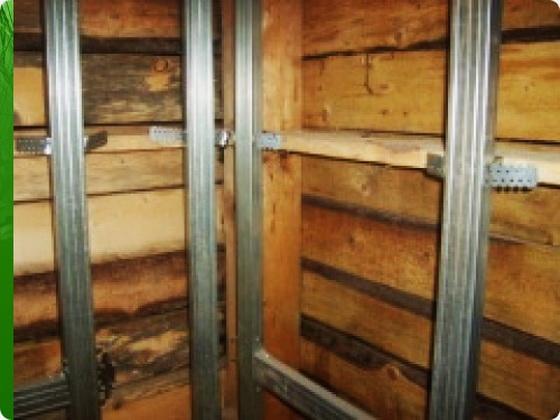 Правильные утеплители для стен деревянного дома - выбираем вместе 1