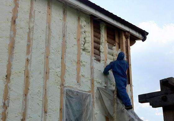 Правильные утеплители для стен деревянного дома - выбираем вместе 3