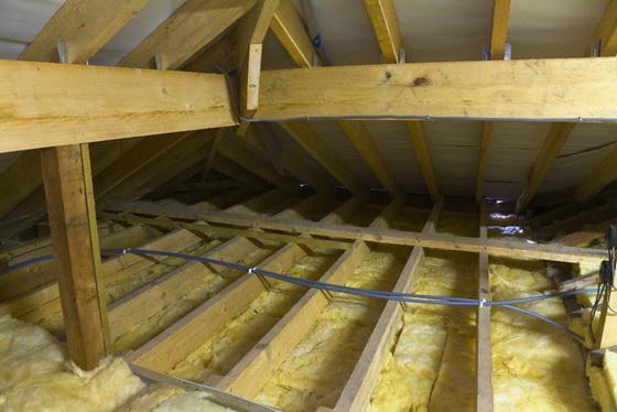 Правильное утепление потолка в частном доме - от А до Я 2