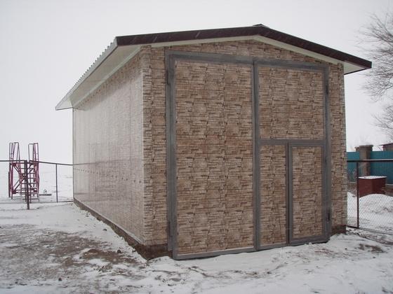 Пошаговое руководство строительства гаража из сэндвич панелей - от А до Я 5