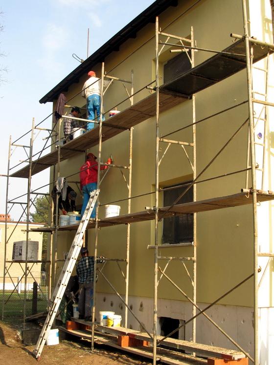 Современная теплоизоляция для стен частных домов 3