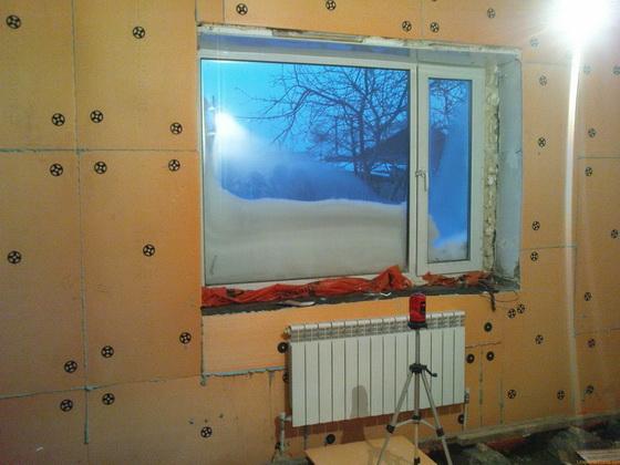 Правильное утепление дома изнутри современными утеплителями 2