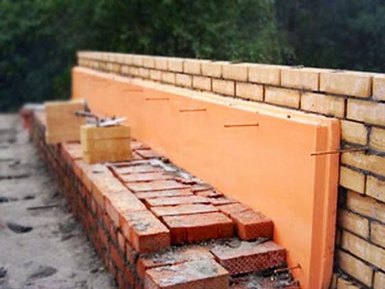 Утепление наружных стен кирпичного дома пеноплексом и пенопластом - отзывы строителей 2