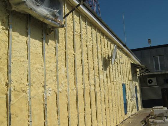 Варианты утепления фасада дома - монтируем сайдинг своими руками с утеплением 2