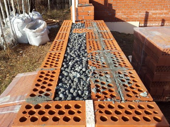 Натуральные утеплители для стен дома снаружи - керамзит и опилки 2