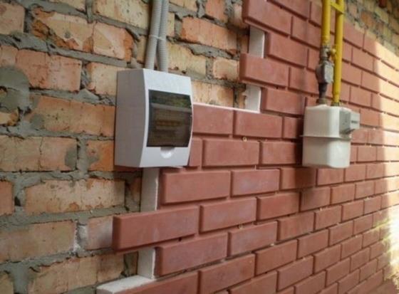 Стоимость работы по отделке фасада