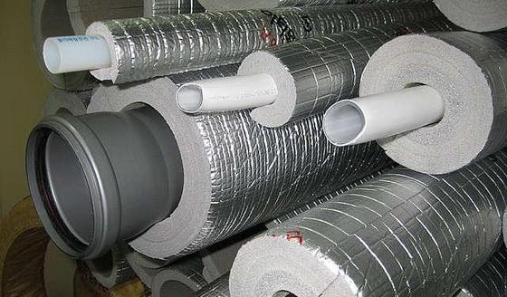 Утеплитель для труб отопления Энергофлекс - характеристики и монтаж 2
