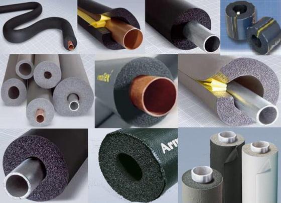 Утеплитель для труб отопления Энергофлекс - характеристики и монтаж 3