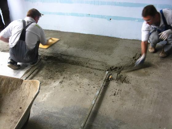 Утеплитель для пола по бетону - правильное утепление пола пенопластом под стяжку 4