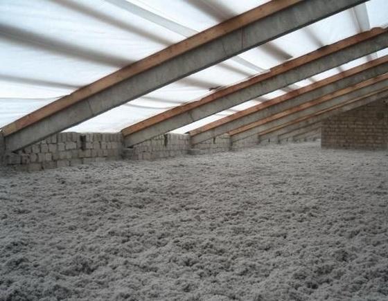 Утеплитель для крыши и мансарды - какой выбрать? 5