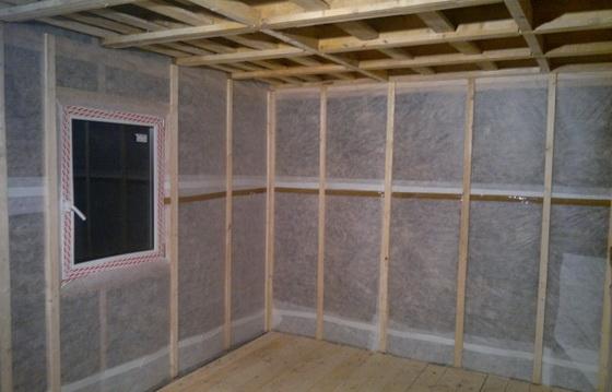 Пароизоляция для стен деревянного, кирпичного или каркасного дома 1